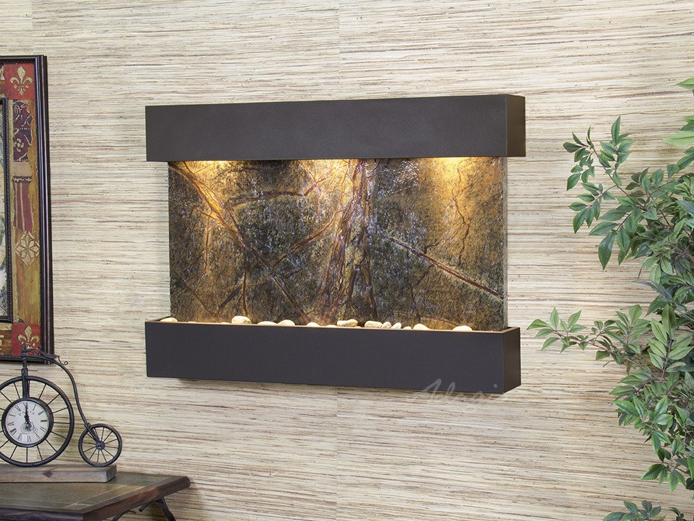 Reflection Creek in Antique Bronze