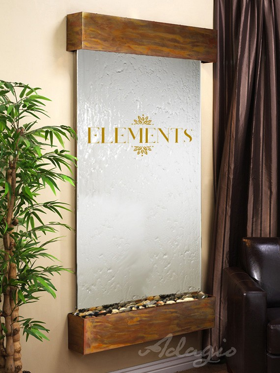Elements Logo Water Feature