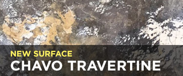 New Surface - Chavo Travertine