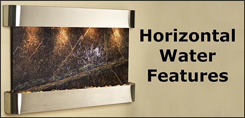 Horizontal Water Features