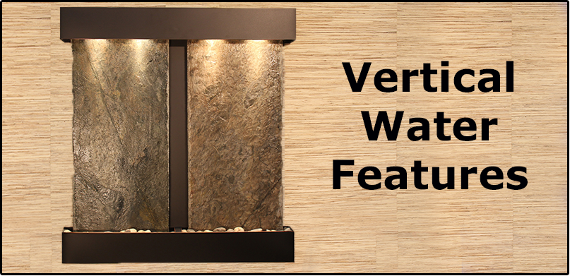 Vertical Water Feature